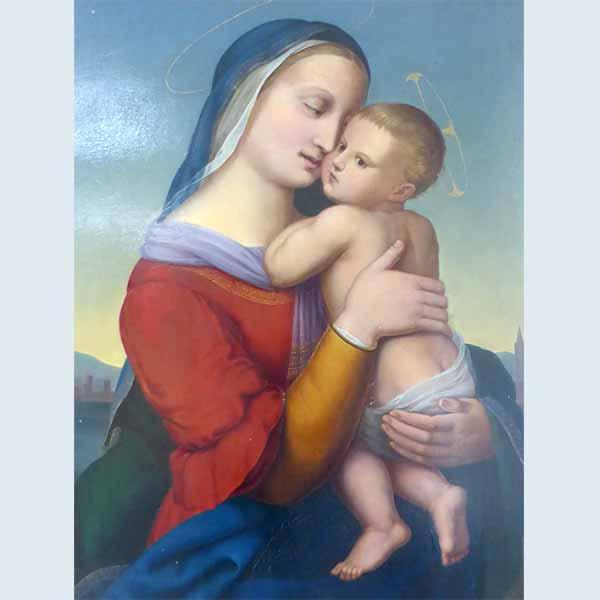 Gemälde Mandonna - Gemälde verkaufen Raum München