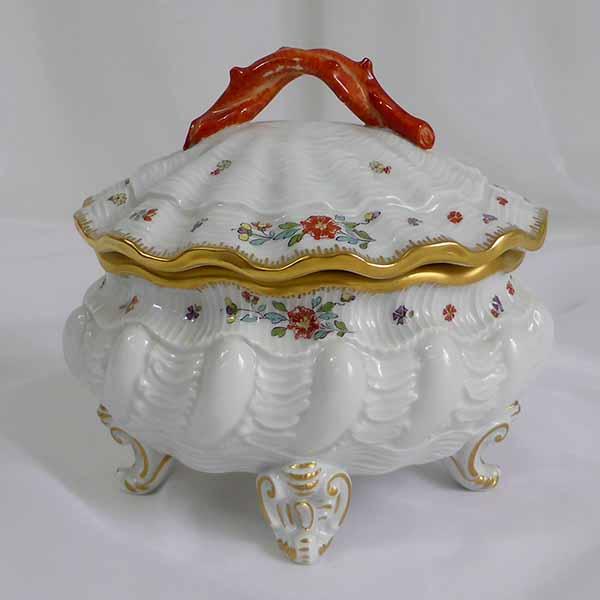 Altes Porzellan verkaufen - Meissen Schwanenservice
